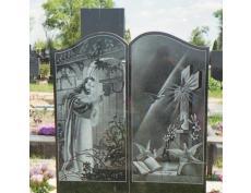 Гранитные памятников гравировка фото молитва за упокой души усопшего текст