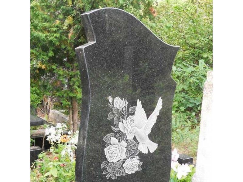 Оформление памятников гранит голуби задняя сторона купить памятники самара услуги